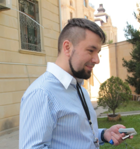 Богдан Мисюра - тренер по Аджайл методологиям.