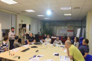 Скрам тренинги, сертификация, внедрение и консультации
