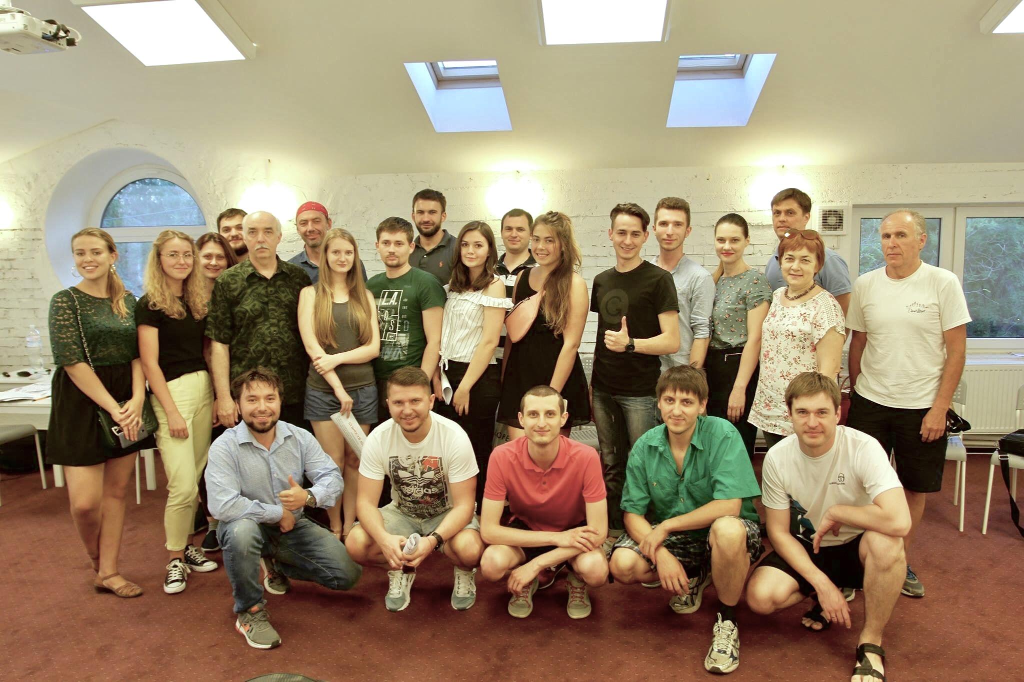 Одесский Скрам 2017. BrainRain.com.ua - корпоративные тренинги и сертификации по Аджайл, Скрам, Менеджмент30.