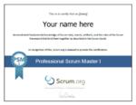 Сертификация Скрам Мастера PSM от Scrum.org или CSM от Scrum Alliance?