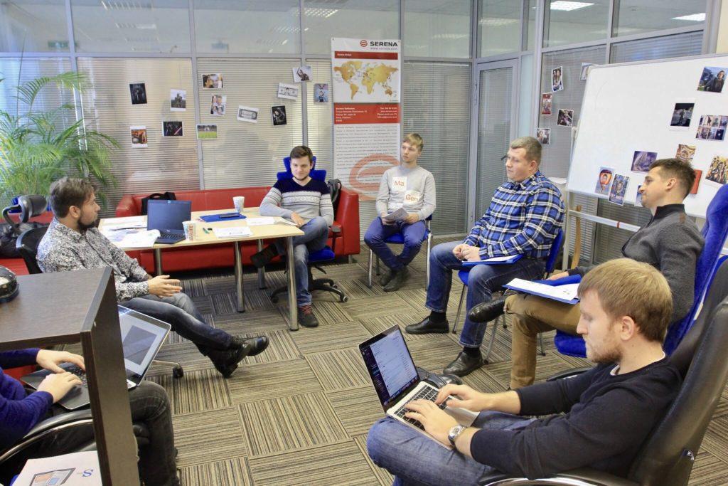 Тренинг по Management 3.0 в Киеве. Сертифицированный Тренер - Богдан Мисюра. BrainRain 2018