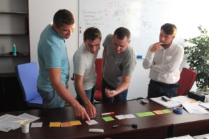 Тренинг по Скрам и Менеджмент3.0 в Молдове. BrainRain 2017 - Agile & Scrum корпоративные тренинги и сертификации.