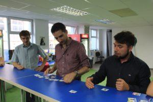 Тренинг по Скраму и Менеджмент3.0 в Молдове. BrainRain 2017 - Agile & Scrum корпоративные тренинги и сертификации.