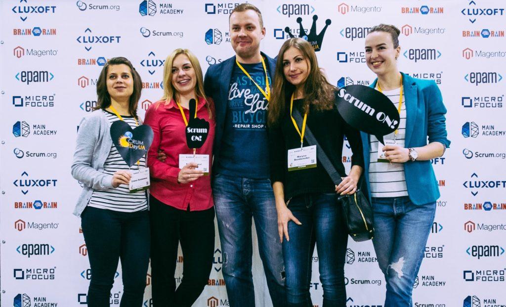 ScrumDayUA - Перша в Україні SCRUM – конференція під егідою scrum.org