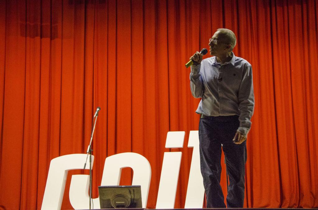 Одед Тамир рассказал на RunIT об Аджайл-трендах в Украине и мире