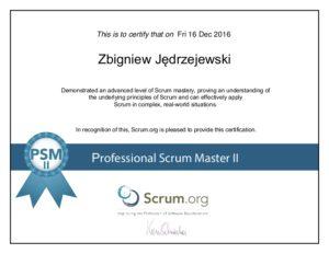 psm 2 certificate